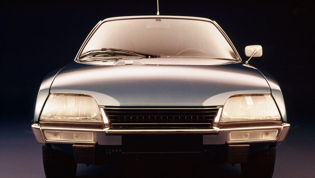Citroën CX : comme un avion sans ailes