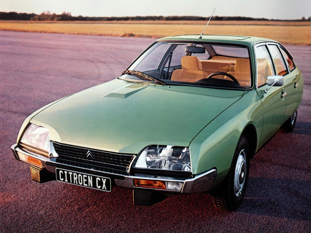 """CX 2400 """"Super"""" du milieu des années 70"""