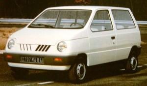 Prototype X45 - 1984