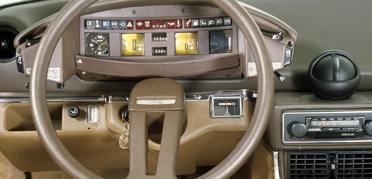 Citroën CX : la voiture d'ingénieurs