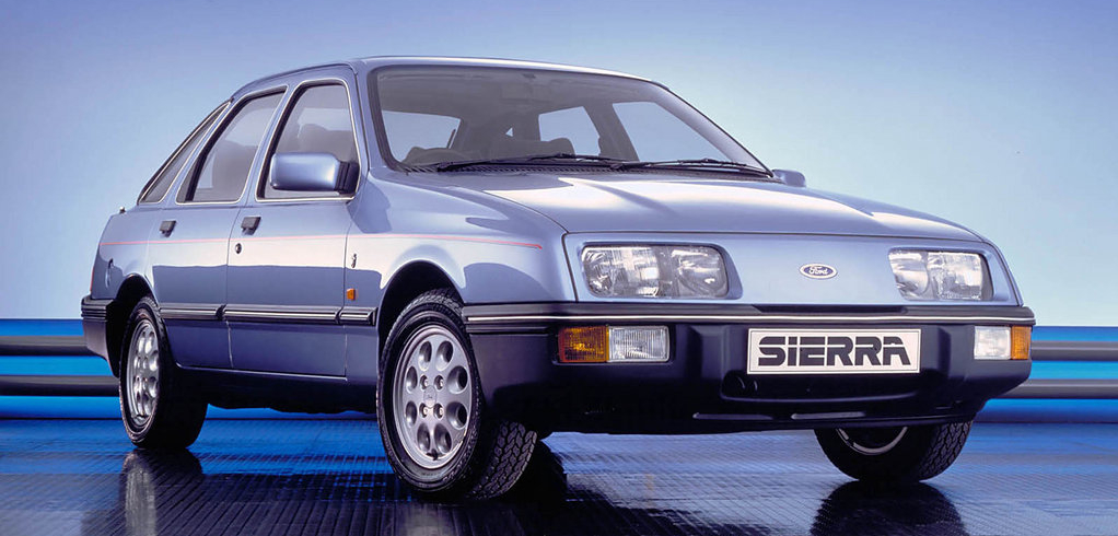 Ford Sierra – L'anticonformiste