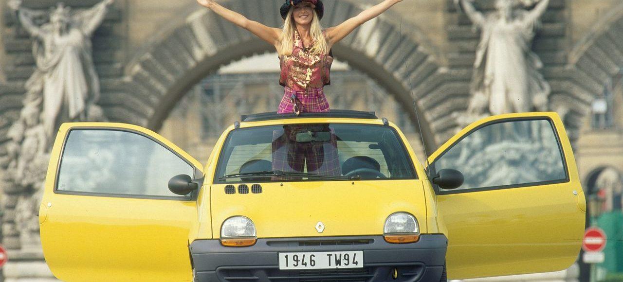 Twingo : la voiture à vivre