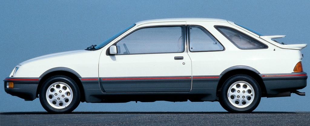 Sierra XR4i V6 blanche, pour les timides...