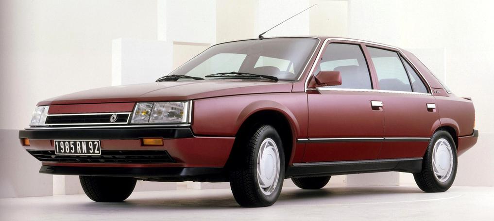 Renault 25 – La routière du futur ?