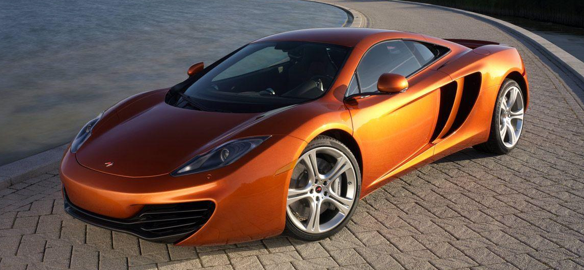 Brève de design : Mac Laren MP4-12c