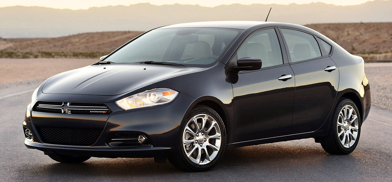 Brève de design : Dodge Dart – 2012