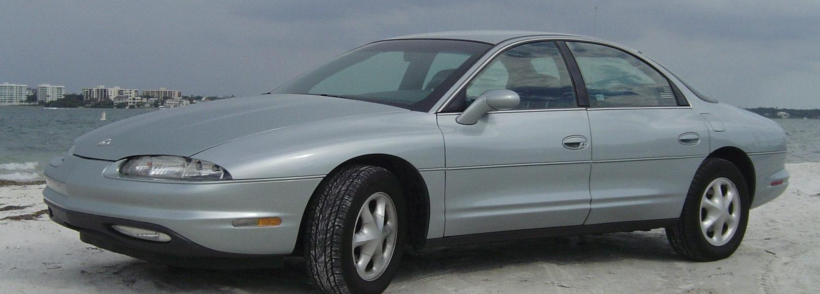 Brève de design : Aurora, le crépuscule d'Oldsmobile
